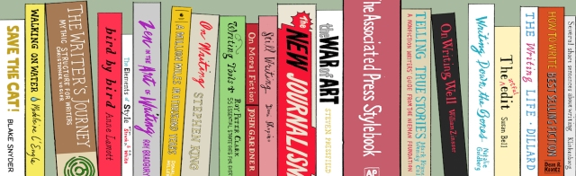 books-on-writing-spines-pano