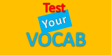 test_your_vocab