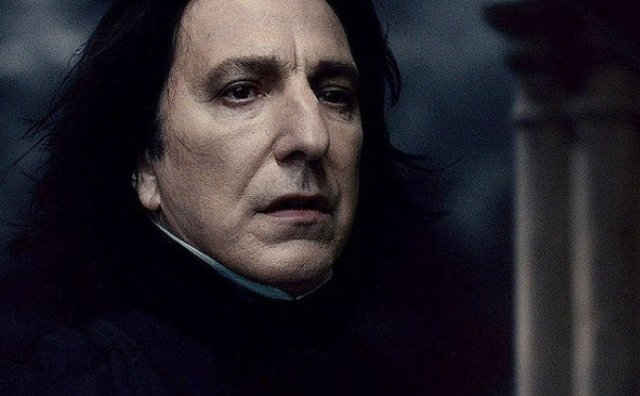snape anti hero