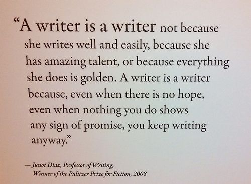 I am a Writer   Writing Quotes   Writer's Blog