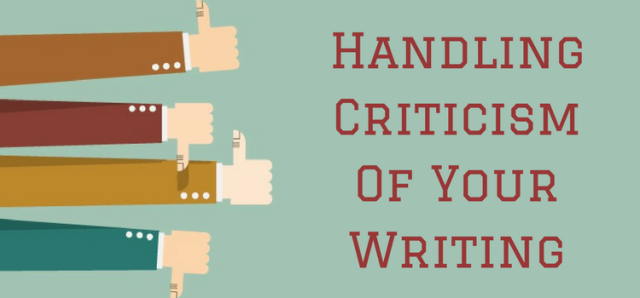 Handling-Criticism-Of-Your-Writing