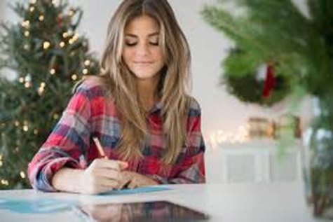christmas-writing