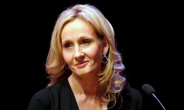 J.K, Rowling 1