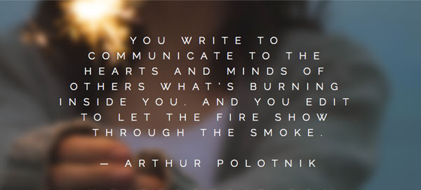writing-quotes-arthur-polotnik