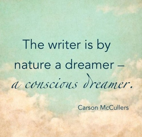 Writing Dreams | Writing Quotes | Writer's Blog
